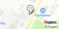 Сибтеко на карте