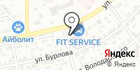 Диабаз на карте