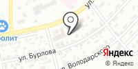 Росспецтрейд на карте