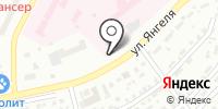 Дайна на карте