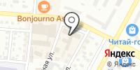 Трикотажное ателье на карте