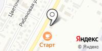 Харон на карте