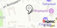 Сибиряк на карте