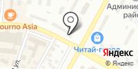 Муниципальная районная аптека на карте