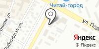 Аркон на карте