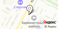 Братский районный суд на карте