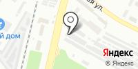 Бис на карте