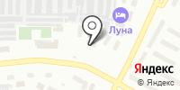 Отдел вневедомственной охраны Управления МВД РФ по г. Братску на карте