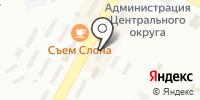 Winx на карте