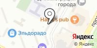 Стоматологическая поликлиника №1 на карте