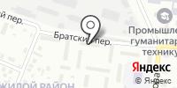 ЮНиК на карте