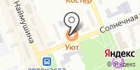 Позная на карте