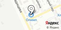 SOFTinCom на карте