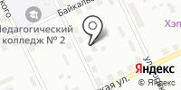 Адис на карте