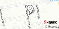 Третий на карте