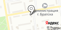 В Первом на карте