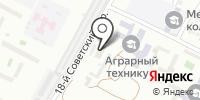 Агрострой на карте