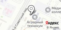 Иркутский аграрный техникум на карте