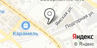 ПрофМонтаж на карте