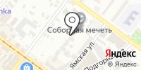 Улирба на карте