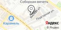 Клинч на карте