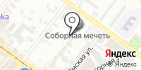 Алёнка на карте