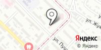 Городская поликлиника №6 на карте