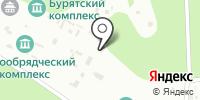 Этнографический музей народов Забайкалья на карте