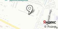 Stinger на карте
