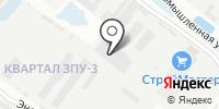 Строймода на карте