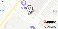 Магазин контрактных автозапчастей на карте