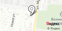 Мастерстрой на карте