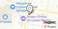 Кудесник на карте