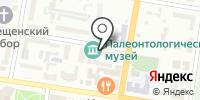 Палеонтологический музей на карте