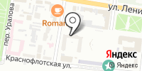 Ваниль на карте