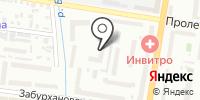 Архитектор на карте