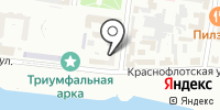 Дом на карте