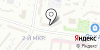 Любаша на карте