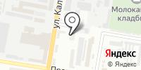 Корейский Дом на карте