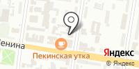 ТианДэ на карте