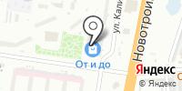 Карапуз на карте