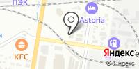 Фортуна Де Люкс на карте