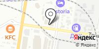 Санья на карте