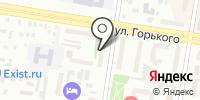 Xitron на карте