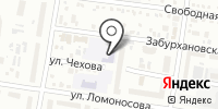 Детский сад №36 на карте