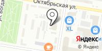 Белошвейка на карте
