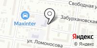 RISO PRINT на карте