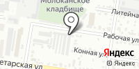 ЗеленСтрой на карте