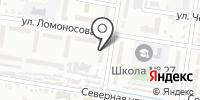 Абонемент на карте