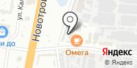 Дальхимия на карте